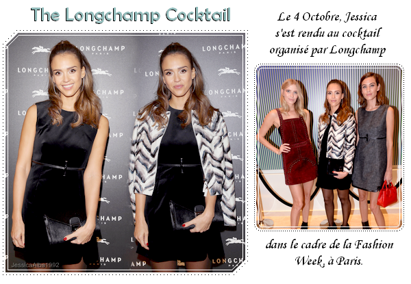 The Longchamp Cocktail