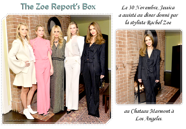 The Zoe Report's Box