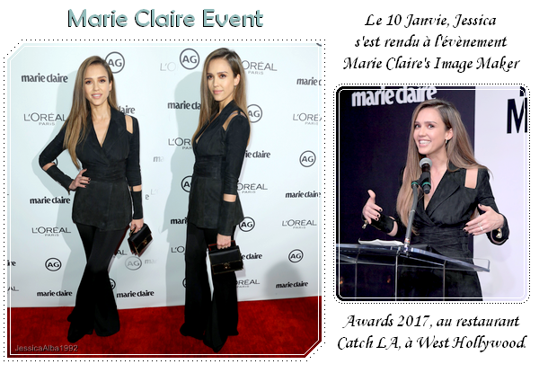 Marie Claire's Image Maker Awards 2017