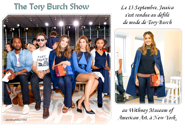 The Tory Burch Show