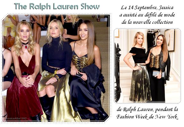 The Ralph Lauren Show