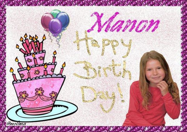 cadeaux persos de mes amies : kdoinsomine,54chouette;evolima,vero-san,kikietsafamily et de mon ami spanou75 pour l'anniversaire de ma princesse !!!