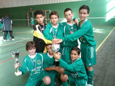 Mon équipe !!! ( ON A GG TOURNOI VENANSAULT )