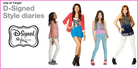 D- Signed Style Diaries avec Zendaya Coleman, Bella Thorne, Laura Marano, China Anne McClain et plus
