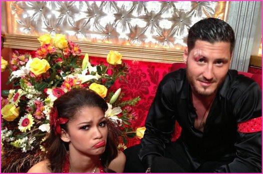 Zendaya et Val dansent la Samba dans la finale de DWTS