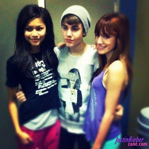 """Zendaya sur la chanson """"Beauty And A Beat"""" de Justin Bieber sur DWTS"""