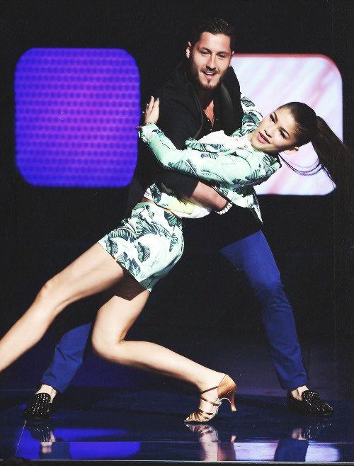 """Zendaya Coleman vient en deuxième position sur la «Dancing With The Stars"""" d'ABC"""