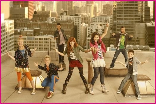 "Disney Channel ""Shake It Up"" Episode ""Opposites Attract It Up» 23 Juin, 2013"