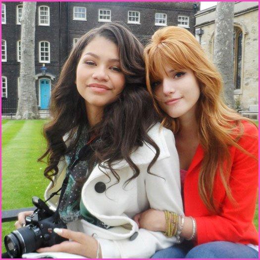 Bella et Zendaya parlent de leur amitié