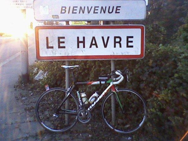Ѿ Amiens - Le Havre - Amiens Ѿ