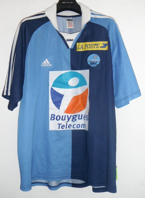 MAILLOT DE THOMAS DENIAUD