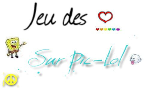 Le Jeu des ♥