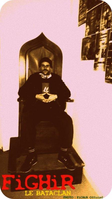Le Bataclan (Suite) Premiere Parti de YeahmanC