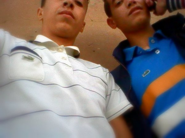 moi et mon cousin adel