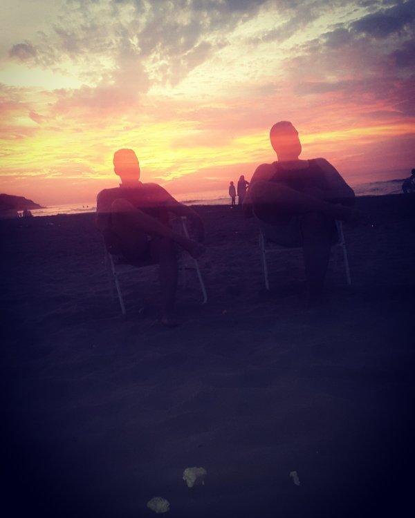 Moi et mon grad frère 😄