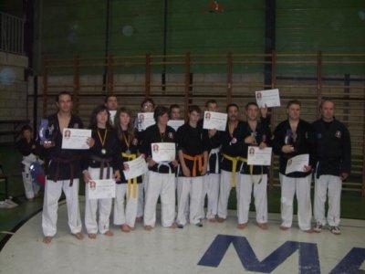 2007 championnat de Belgique de Tai-Do