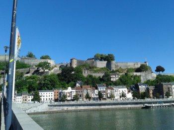 citadelle de namur (belgique)