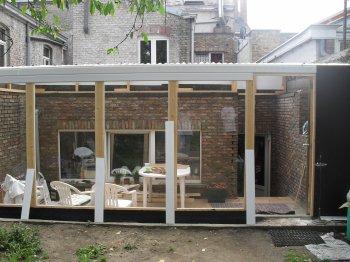 photos de la nouvelle verandas
