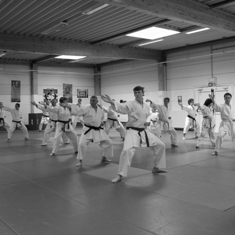 1er National Wado Ryu Karate-Do Belgium
