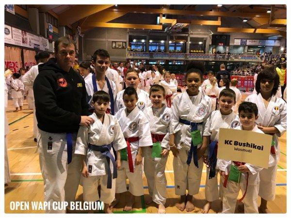 WAPI CUP OPEN BELGIUM