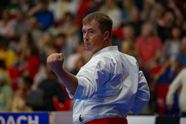Championnat du monde de Karaté Wado-Kai en Angleterre