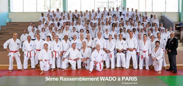 9ème Rassemblement WADO à Paris en France