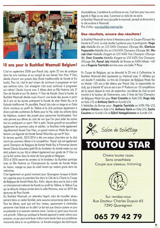 Point Presse , Juin 2019