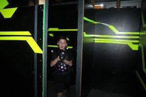 Le Bushikai au Laser Games