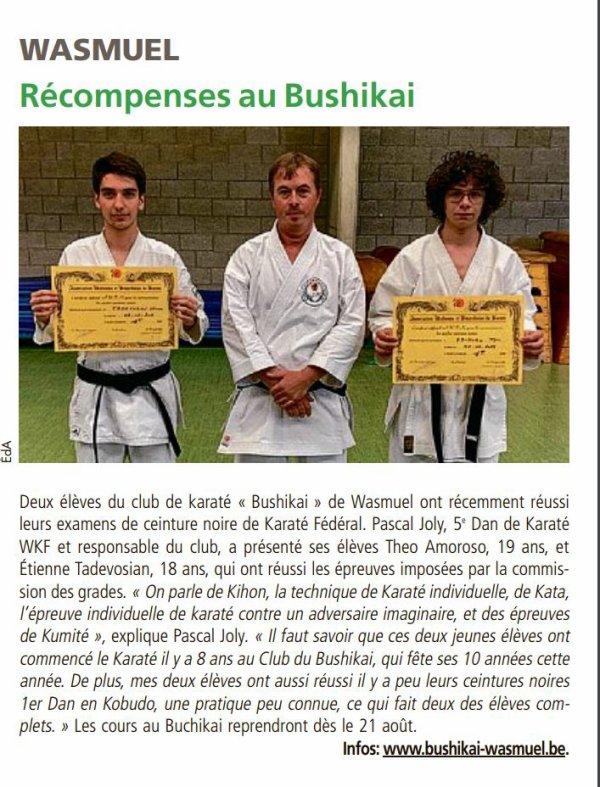 Journal L'Avenir & Proximag 1 Juillet 2019