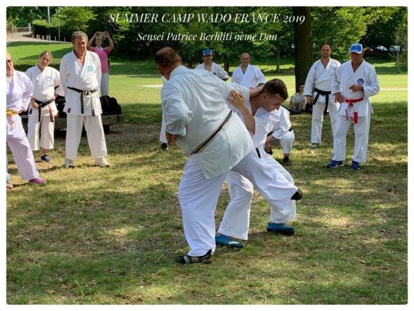 Summer Camp WADO FRANCE 2019 en Haute Savoie
