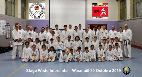 Stage Karaté Wado Interclubs