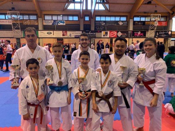 Wapi Cup International Karaté Tournai