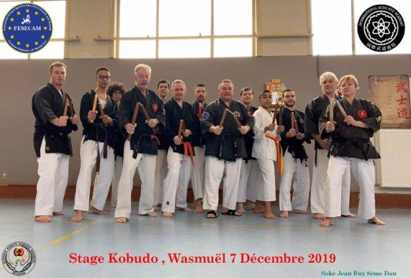Stage Kobudo