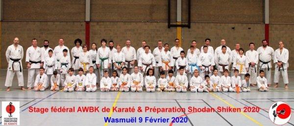 Stage AWBK FFKAMA 2020