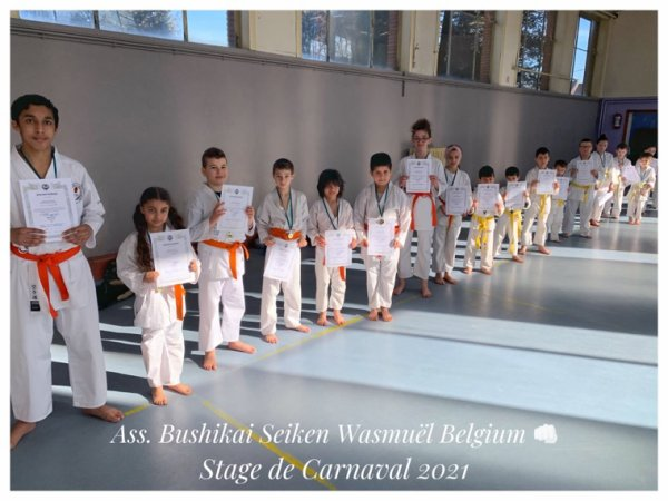 Stage Carnaval 2021
