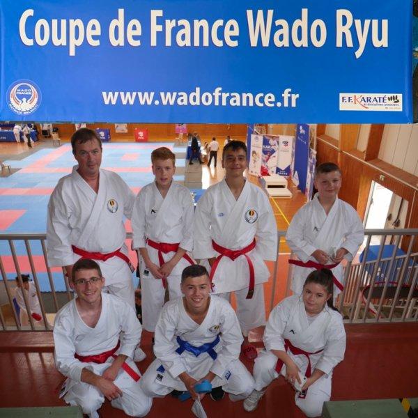 Coupe de France Wado 2021