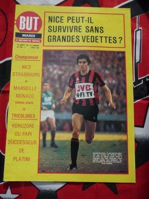 OGC Nice Vintage: Daniel Sanchez