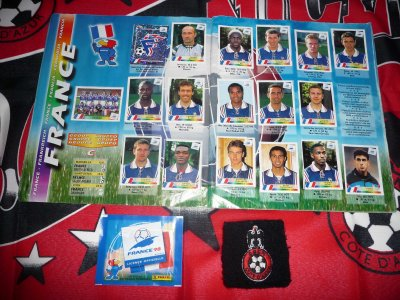 France 98 World Cup (complet)