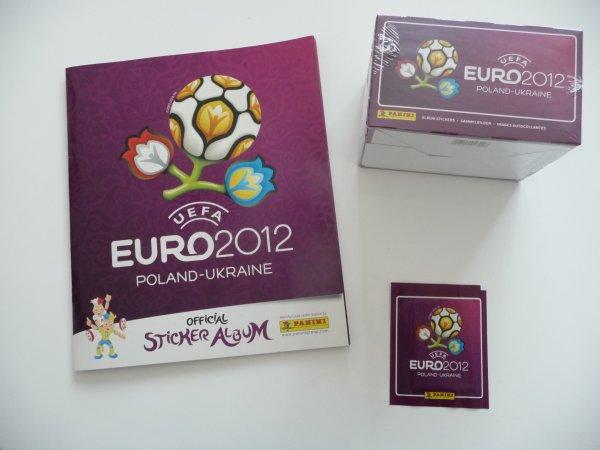 Euro 2012, c'est parti !