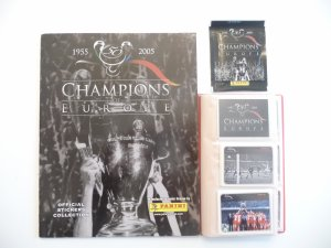 Champions of Europe 1955-2005 (complet)