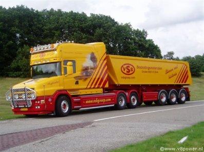 Scania T580 Longline