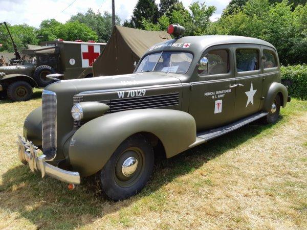 Cadillac V8 Ambulance