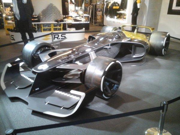 Renault F1 RS