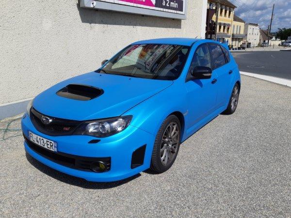 Subaru Impreza WRX ST
