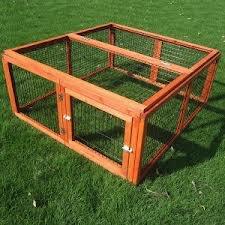 Fabriquer un parc/enclos