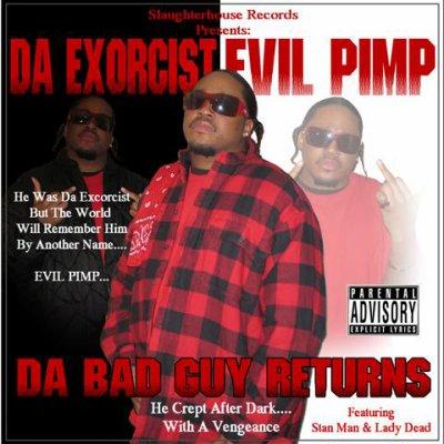 Evil Pimp - Cock Da Grauge