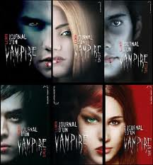 Journal d'un vampire de L,J Smith