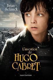 L'invention de Hugo Cabret de Brian Selznick