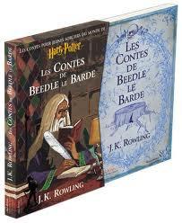 Les contes de Beedle le Barde de J.K Rowling