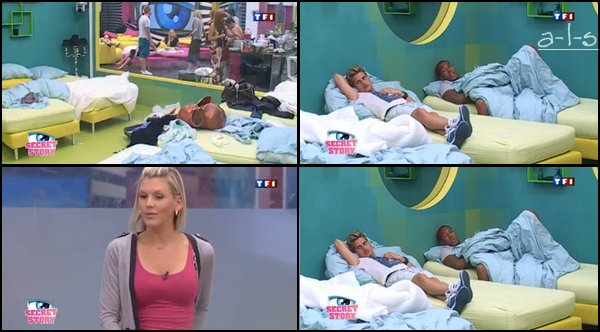 16 Juillet 2010 T'as qu'a te taper la blonde là !